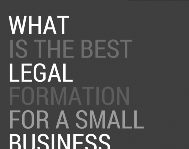 What is the best business structure for a small busines?