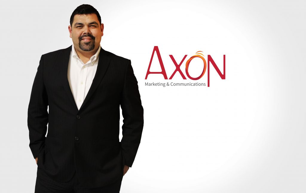 Carlos Trelles, CEO of Axon