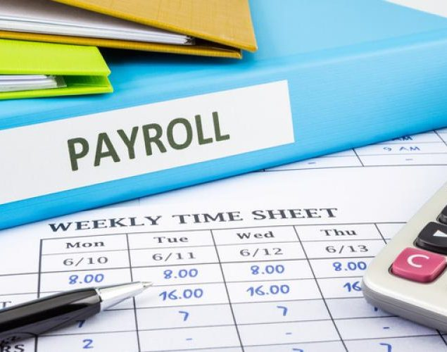 Payroll services for small business
