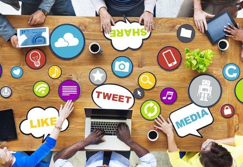 Como usar medios sociales para mi negocio
