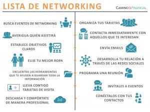 Lista de Networking