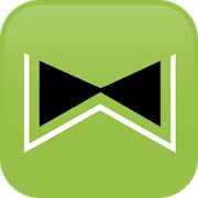 waitr logo. concept: food delivery apps