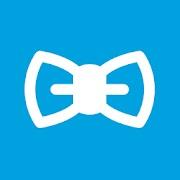 favor logo. concept: food delivery apps