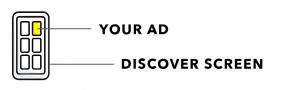 story ads, snapchat