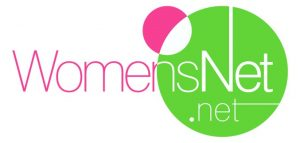 amber grant/women's net logo. concept: small business loans for women