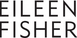 eileen fisher logo. concept: small business loans for women