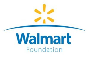 Walmart Foundation logo. concept: small business loans for women