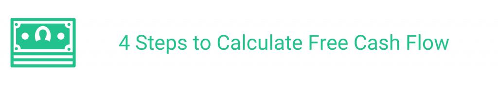 camino financial, free cash flow: steps