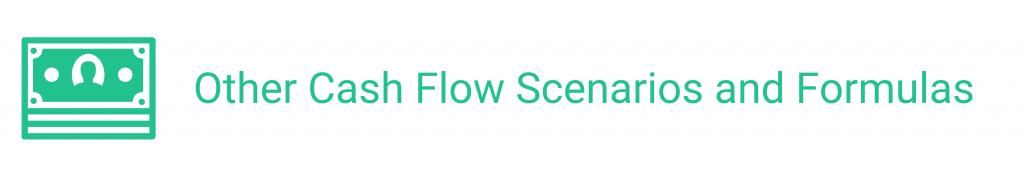 camino financial, free cash flow: other formulas