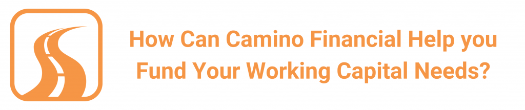 free cash flow: camino financial