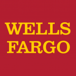 Wells Fargo logo. concept: best banks for small businesses