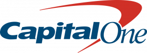 Capital One logo. concept: best banks for small businesses