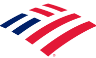 Bank of America logo. concept: best banks for small businesses