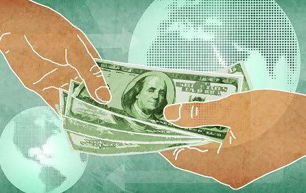 borrow money. concept: collateral