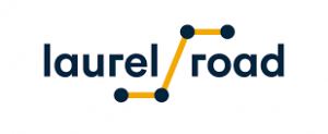 laurel road logo. concept: personal loans
