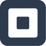 square logo. concept: best credit card processing