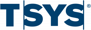 tsys logo. concept: best credit card processing
