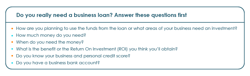 All You Need to Know to Apply for a Small Business Loan