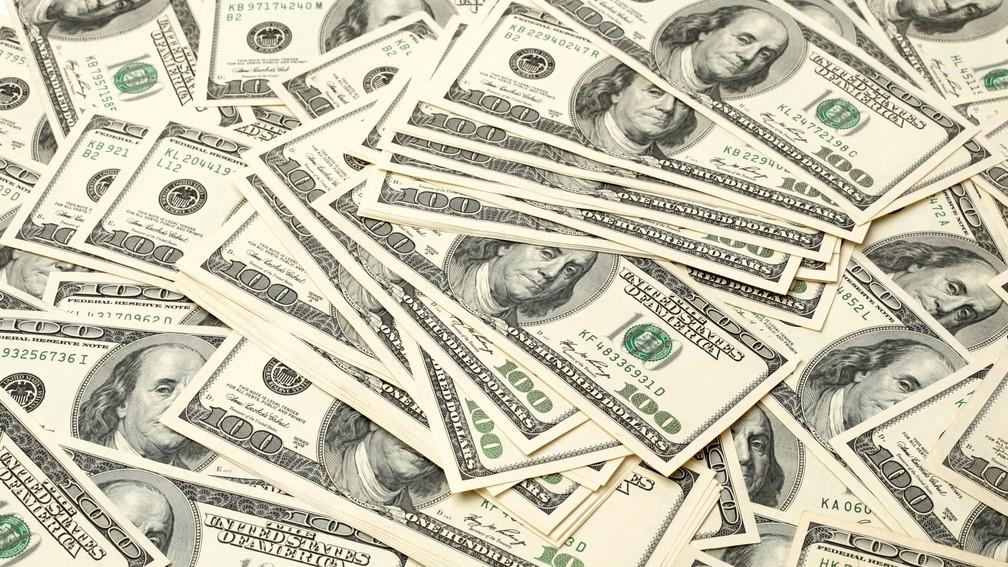 dólares, billetes, close up, finanzas
