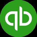 quickbooks logo. concept: budget software