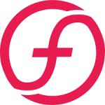 financialforce logo. concept: budget software
