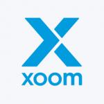 xoom logo, concept: money transfer services
