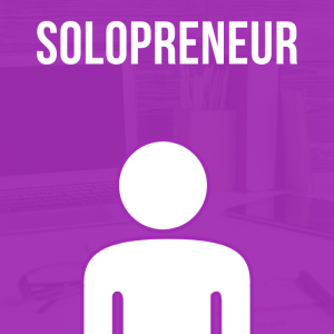 What Type Of Entrepreneur Are You? solopreneur