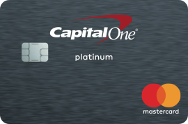 Capital One Secured Mastercard. concept: Best Credit Cards to Build Credit