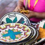 Artesanías típicas panameñas. Concepto: Cómo importar productos de Latino América