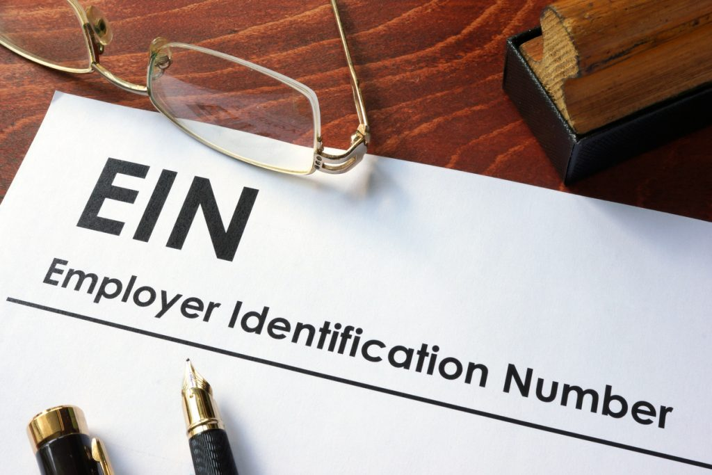 Federal Employer Identification Number (FEIN), also known as an Employer Identification Number (EIN). Concept: verify EIN numer