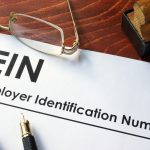 Federal Employer Identification Number (FEIN), Employer Identification Number (EIN). Número de identificación federal del empleador. concept: número EIN