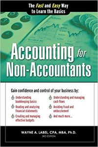 Accounting for non-accountants. Accounting Books