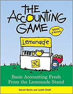 The accounting game. Accounting Books