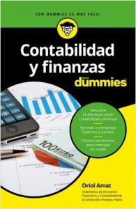 Contabilidad y finanzas para dummies. Accounting Books