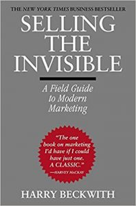 Selling the invisible. Marketing Books