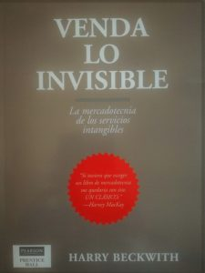 Venda lo invisible. libros de marketing