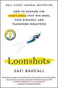 Loonshots. Best Entrepreneur Books
