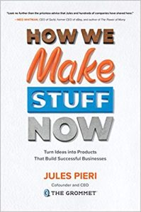 How we make stuff now. Best Entrepreneur Books