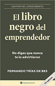 El libro negro del emprendedor. Libros para emprendedores