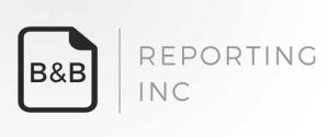 B&B Logo. Background Check Companies