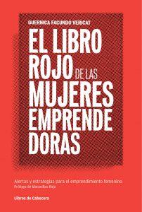 El libro rojo de las mujeres emprendedoras. libros para mujeres emprendedoras