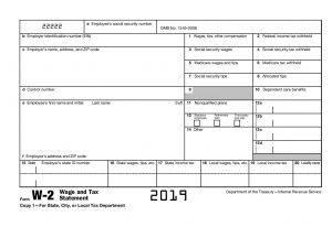 Form W2, IRS, w2 vs w4