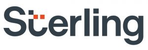 Sterling logo. Background Check Software