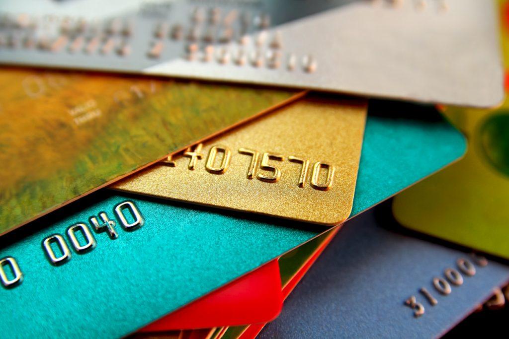 concept: Tarjetas de crédito aseguradas y no aseguradas