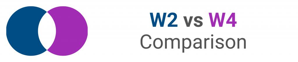 w2 vs w4