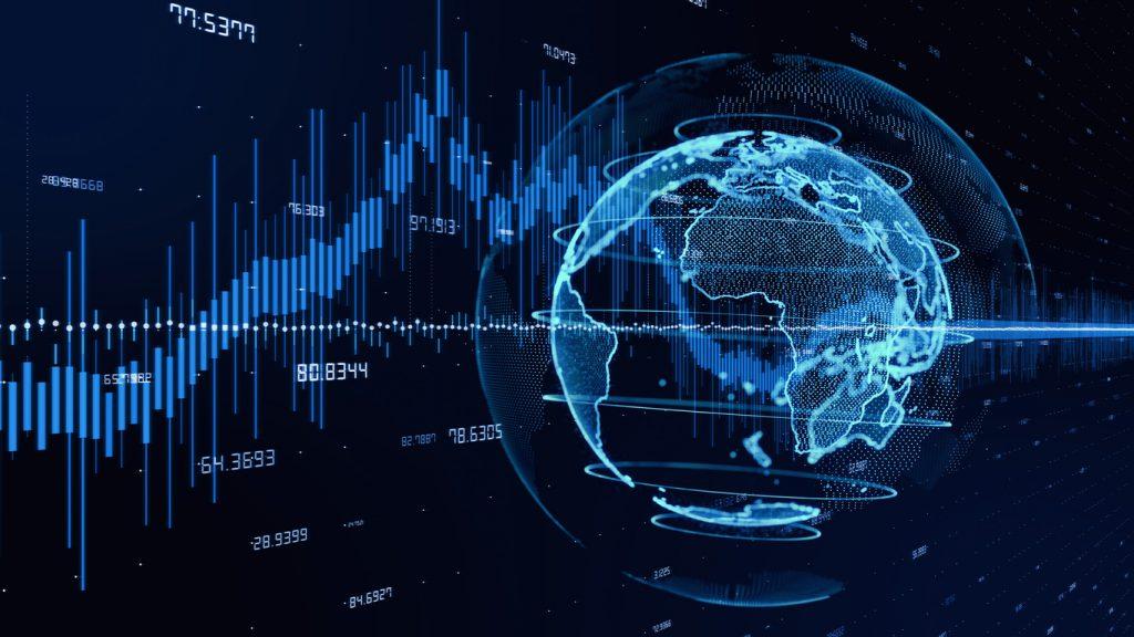 Financal technology concept. FINTECH. concept: Financial Companies