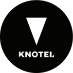 knotel logo. concept: coworking spaces