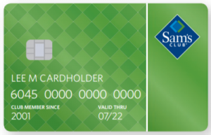 Sam's Club Business Credit Card