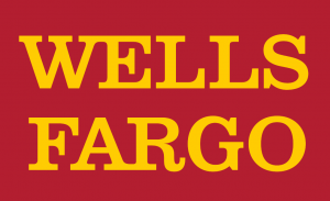 wells fargo logo. concept: savings accounts