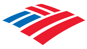 bank of america logo. concept: savings accounts